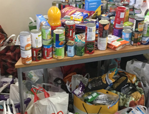 Foodbank Friday
